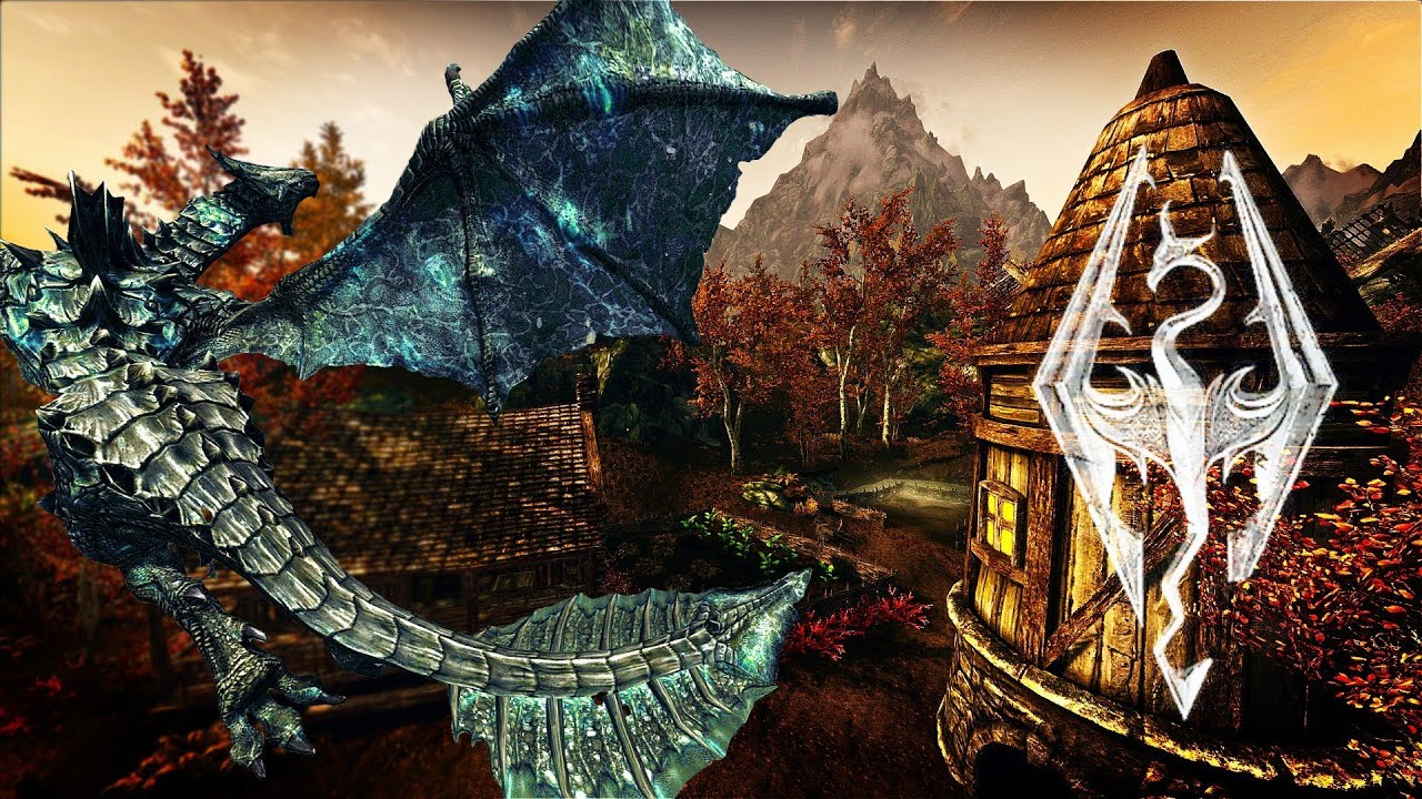 Is This The Ultimate Time-Lapse Tour Of Skyrim?