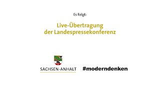 Live-Pressekonferenz