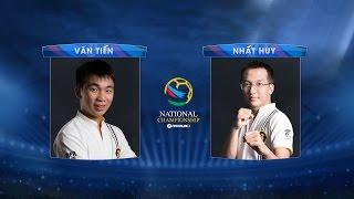 [03.09.2016] Văn Tiến - Nhất Huy [FNC 2016 - Bảng A]