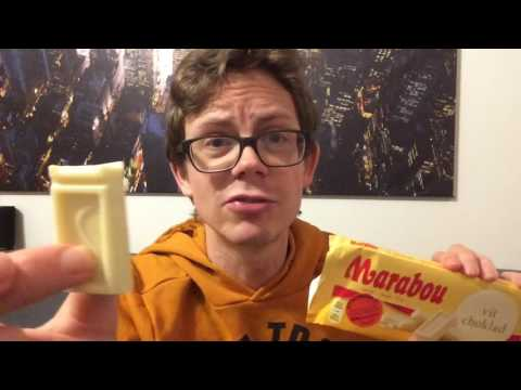 Weiße Schokolade aus Schweden im Test: MARABOU & FAZER - Was schmeckt besser?