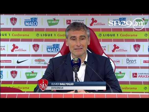 Brest - Metz | La réaction des coaches
