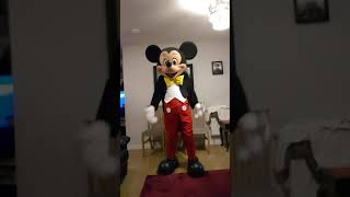 Amazing Mickey Mouse Costume
