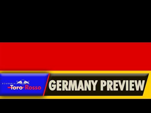 F1 2019: German Grand Prixview - Daniil Kvyat
