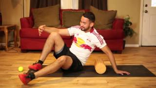 Best Quick Recovery Workout! by SoccerMachineTV