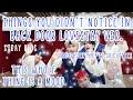 Things you did(n't) notice in Stray Kids Back Door dance practice (lovestay ver.)