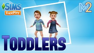 Sims FreePlay - Toddler Quest (Let's Play Ep 9)