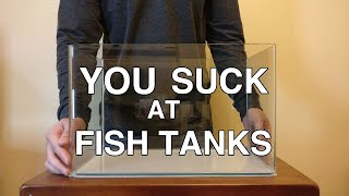 How To Make THE BEST Betta Fish Tank | You Suck At Fish Tanks