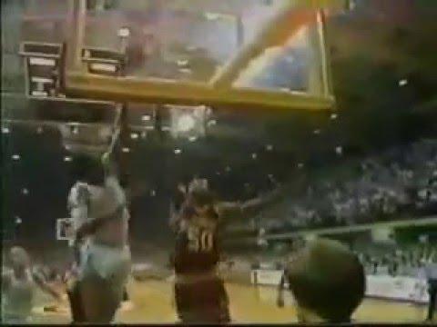 1981-1982 UNC Tar Heels Basketball Highlights
