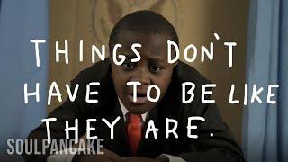 Kid President Has a Dream!
