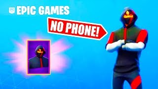 how to get the ikonik skin in fortnite for free without phone - TH-Clip