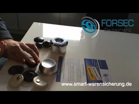 Warensicherung Magnet entfernen, Warensicherungsetiketten