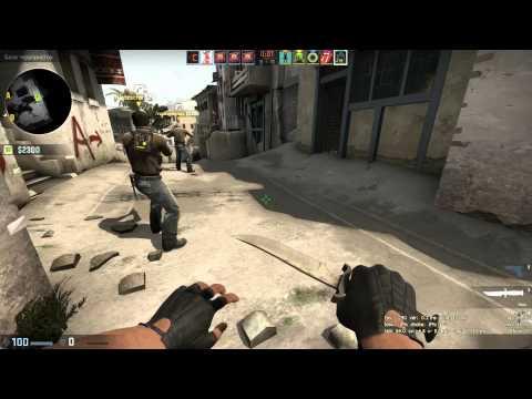 Counter - Strike : GO / Соревновательный Режим / Правильный Бой / Супер Тима