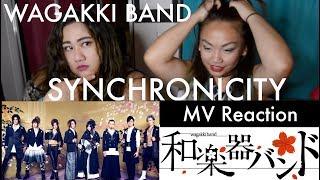 Wagakki Band SYNCHRONICITY MV Reaction + BONUS CLIP! | 和楽器バンド 「シンクロニシティ」