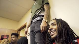 In Chicago with G Herbo, No Limit, Z Money shot by @ArieeBill