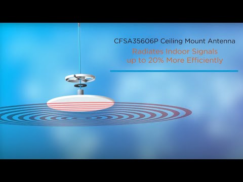 CFSA35606P Overview Video