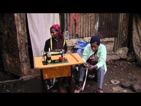 Het verhaal van de sloppenwijken in Nairobi (12.38)