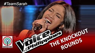 "Team Sarah Knock Out Rounds: ""Don't Stop Believin'"" by Shaira Cervancia-Season 2"