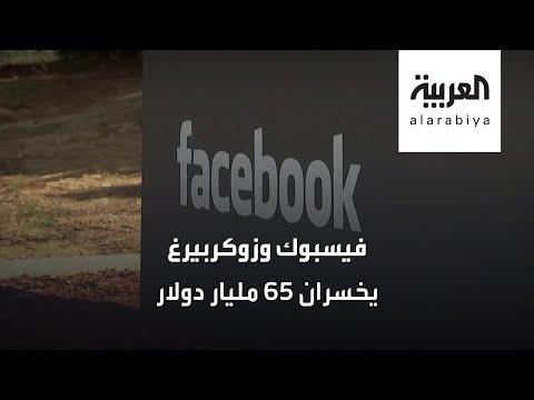العرب اليوم - شاهد: زوكربيرغ يتراجع للمركز الرابع بقائمة أثرياء العالم
