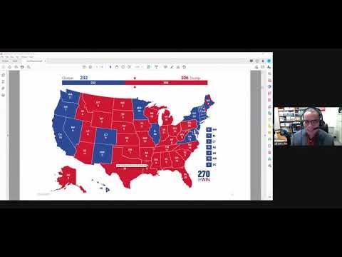 Dialog Inspiratif #25 | Polls 2020 dan Prediksi Pemenang Pemilu Presiden Amerika