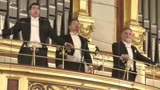GIACOMO PUCCINI: INNO A ROMA - VIENNA MUSIKVEREIN - Lucca Philharmonic - ANDREA COLOMBINI