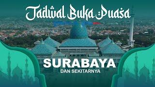 Jadwal Buka Puasa Ramadan Hari Ini 20 April 2021 untuk Wilayah Surabaya dan Sekitarnya Versi Kemenag
