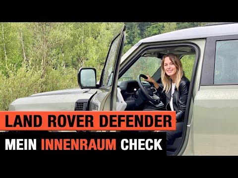 Land Rover Defender (2020) - Mein Innenraum Check ✔️ Review | Infotainment | Rückbank | Kofferraum