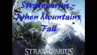 Stratovarius - When Mountains Fall