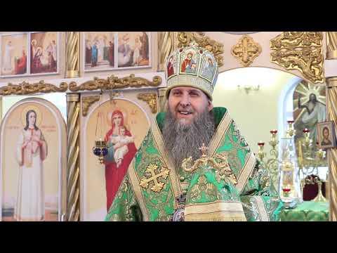 Слово митрополита Даниила в день памяти Иоанна Кронштадтского