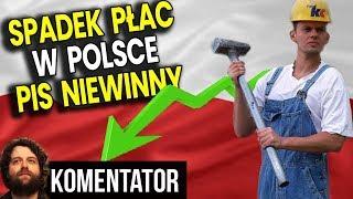 Ogromna Obniżka Płac w Polsce – PIS NIEWINNY – O co chodzi? – Analiza