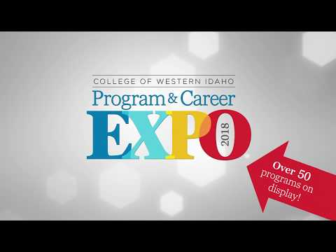 CWI Program and Career Expo 2018_