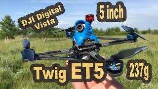 BetaFPV ET5 DJI Vista 5 inch 237g