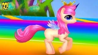 Pony Princess Academy Академия Пони Принцесс играем со своей Собсвенной Пони
