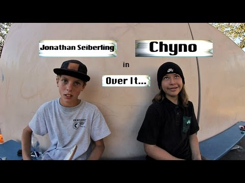 Jonathan Seiberling and Anthony Chyno Macias Over It… Part
