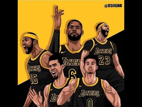 Los Angeles Lakers 20192020 Hype Video