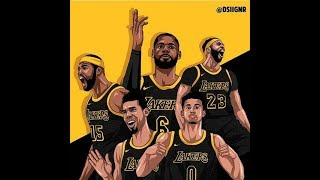 Los Angeles Lakers 2019/2020 Hype Video