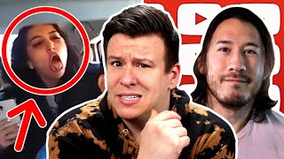 WOW! Markiplier Exposed, Uber Freakout Caught On Video, Roblox stock, Stimulus Passed, & More News