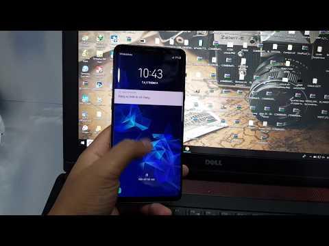 Remove Sprint Lease Lock Password Galaxy S9 S9 Plus USA