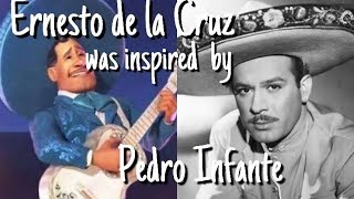 Proof Pedro Infante Inspired Ernesto de la Cruz