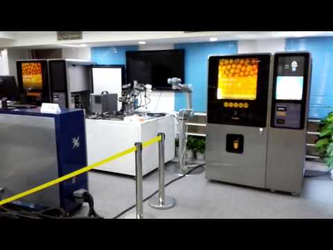 Best fresh orange juice vending machine juice maker machine