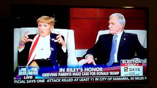 Riley Rone MOTHER ON FOX AND FRIENDS EPIC INTERVIEW!
