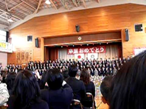 平成22年3月19日川崎市立中野島小学校卒業式(その3)
