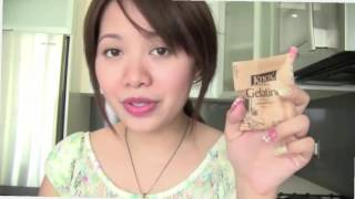 How To Make Your Own Pore Strips-Michelle Phan