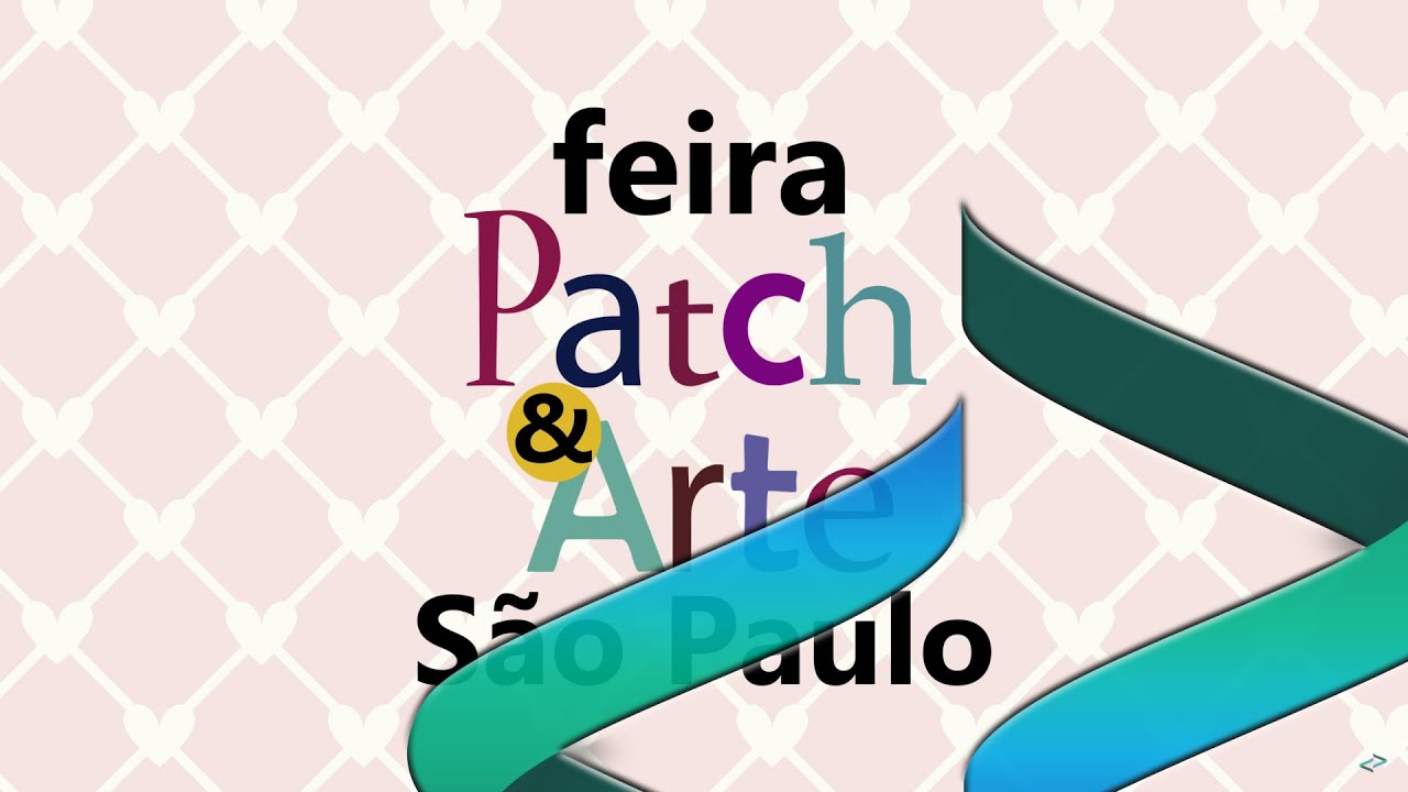 CHAMADA PATCH E ARTE