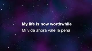 Luis Fonsi~ ♥ Imagine Me Without You ♥ Subtitulada inglés/español
