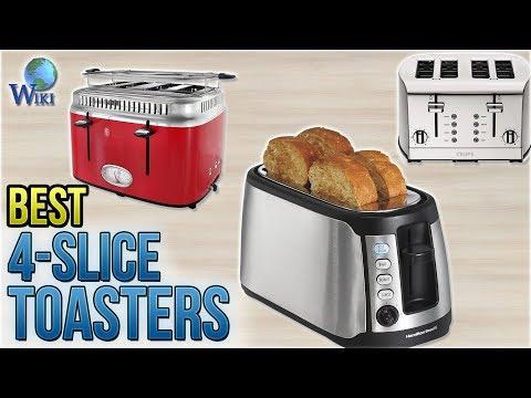 10 Best 4-Slice Toasters 2018