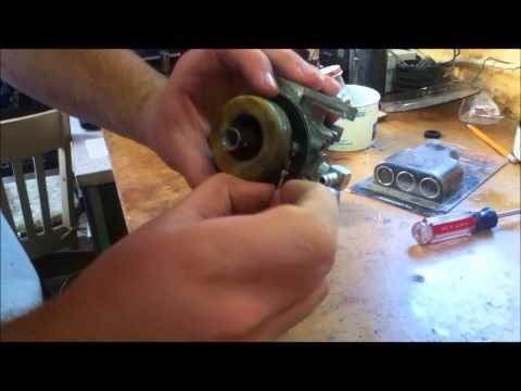 How To Rebuild a Kohler K Series Carburetor (K161, K181, K241, etc.)