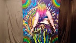 Lucky a freestyle tribal fusion belly