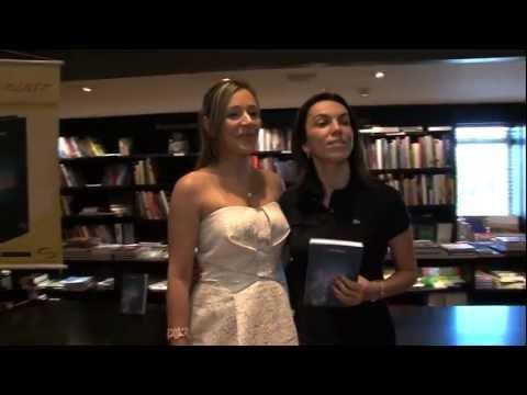 Lançamento do Livro BAROAK - A ESTRELA. De Cris Motta (Material Bruto)