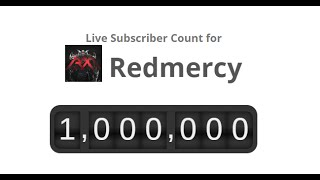 ONE MILLION SUBSCRIBERS!!!
