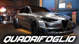 Need for Speed Payback - NEW ALFA ROMEO GIULIA QUADRIFOGLIO 399 (New Update)
